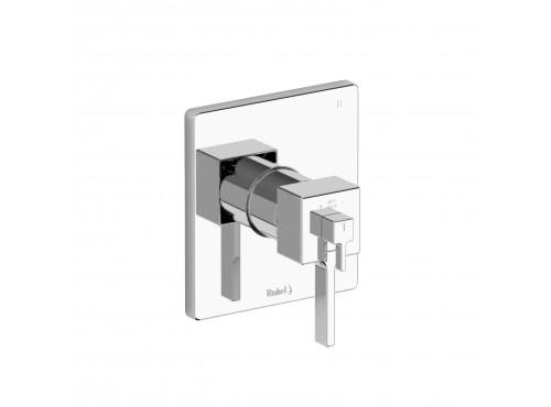 Riobel -3-way coaxial complete valve - MZ45C Chrome