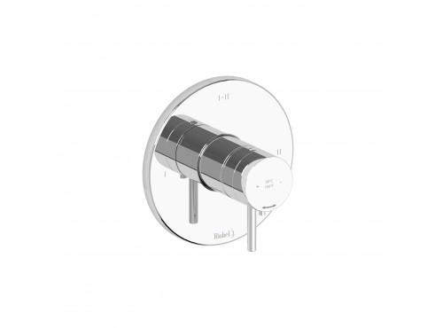 Riobel -2-way coaxial valve trim - TPATM23