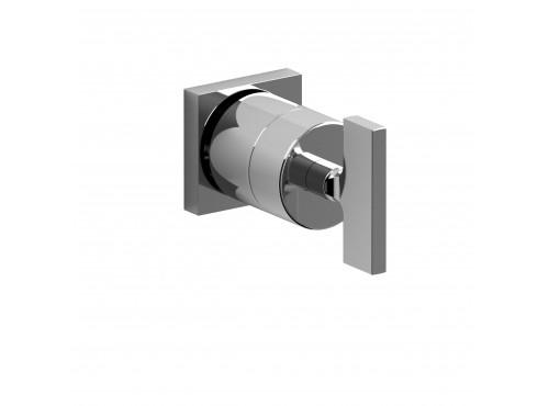 """Riobel -½"""" shut-off valve - PFTQ20TC Chrome"""