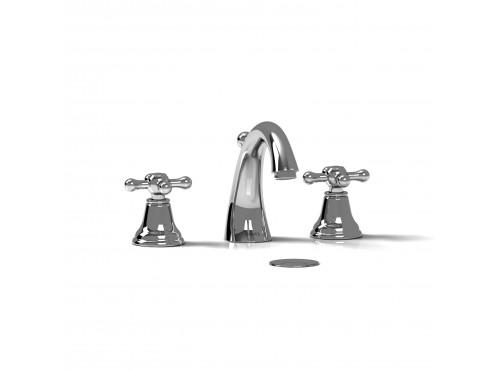 """Riobel -8"""" lavatory faucet - PR08+"""