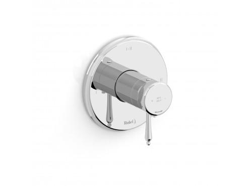 Riobel -2-way coaxial valve trim - TRO23