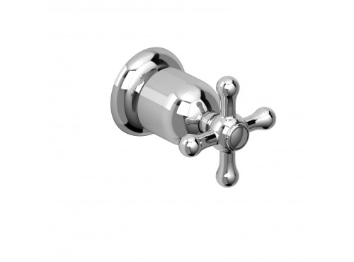 "Riobel -½"" shut-off valve - RT20+"