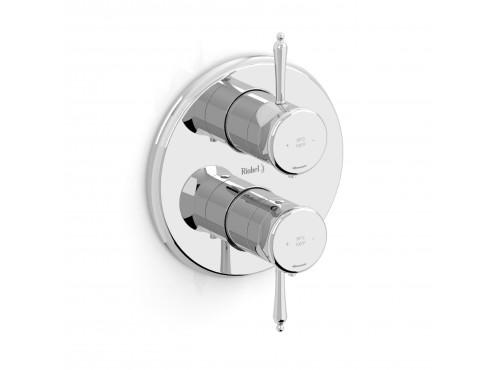 "Riobel -4-way ¾"" coaxial complete valve - RT83"