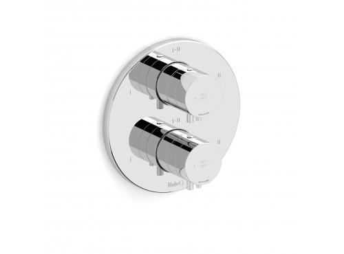 "Riobel -4-way ¾""coaxial complete valve - RUTM46"