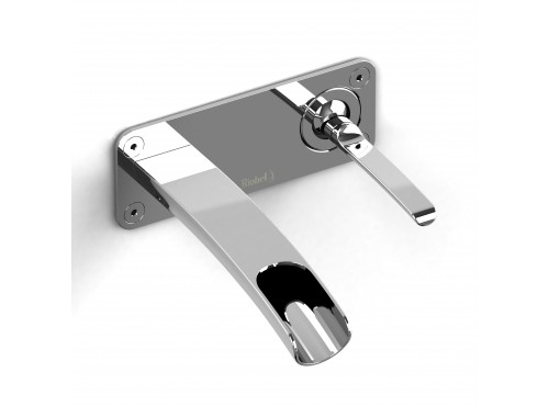 Riobel -Wall-mount lavatory open spout faucet - SA11
