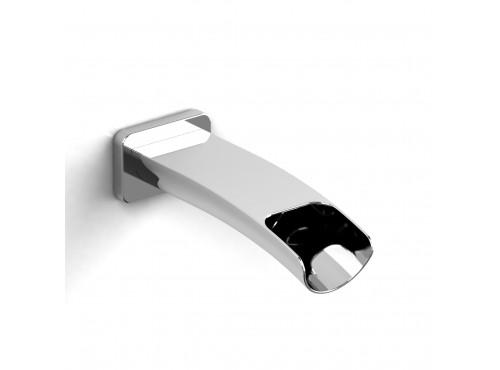 Riobel -Open wall-mount tub spout  - SA80
