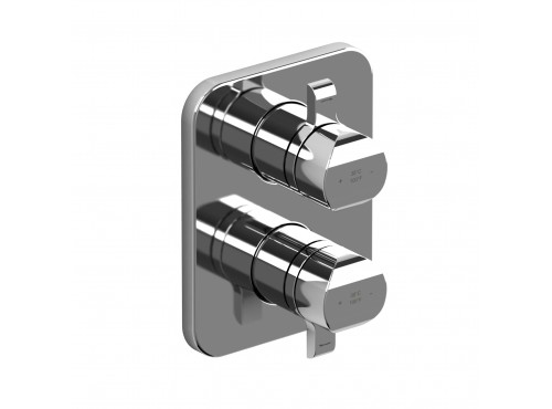 "Riobel -4-way ¾"" coaxial complete valve - SA83"