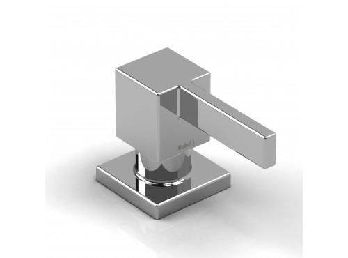 Riobel -Square soap dispenser, modern - SD4