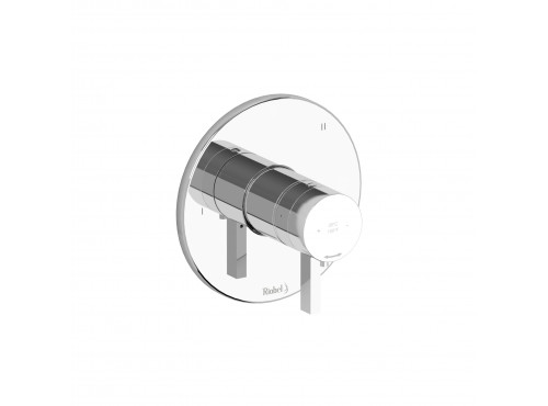 Riobel -3-way coaxial complete valve - SHTM45C Chrome