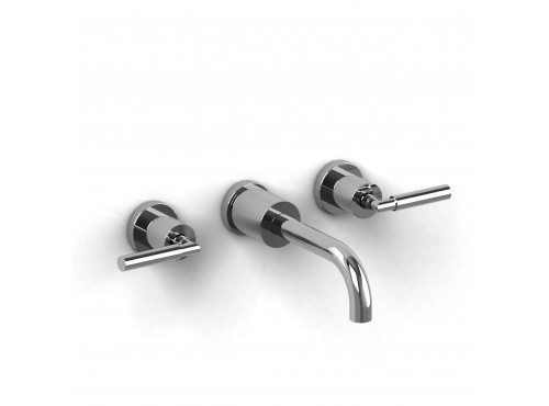"Riobel -8"" wall-mount lavatory faucet - SY03L"