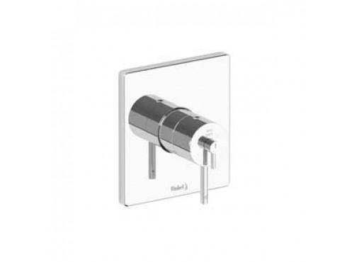 "Riobel -½"" coaxial complete valve - TQ43BN Brushed nickel"