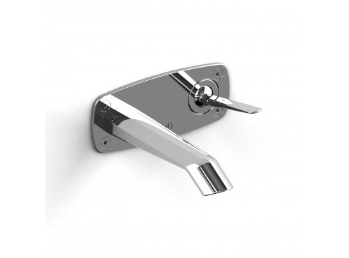 Riobel -Wall-mount lavatory faucet  - VY11C Chrome