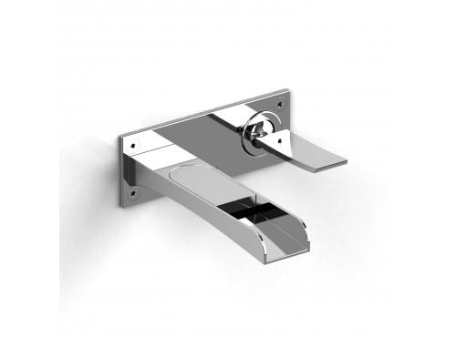 Riobel -Wall-mount lavatory open spout faucet - ZOOP11