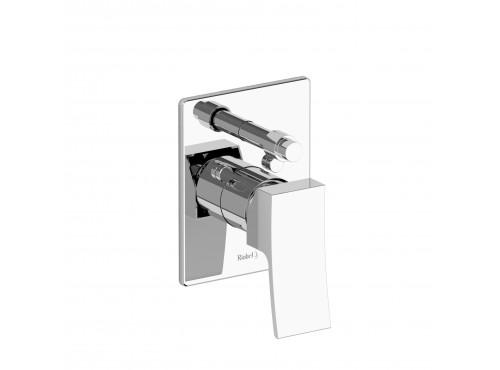 Riobel -pressure balance complete valve with diverter - ZOTQ55C Chrome