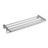 "23"" Towel shelf with bar"
