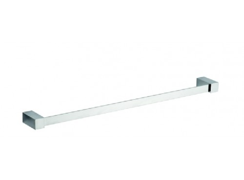 "24"" Single Towel Bar."