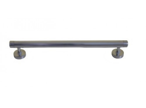 "24"" Grab bar stainless"