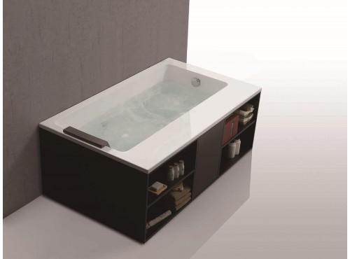 Acrylic bathtub PEARL (with door)