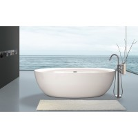 Acrylic bathtub ETA