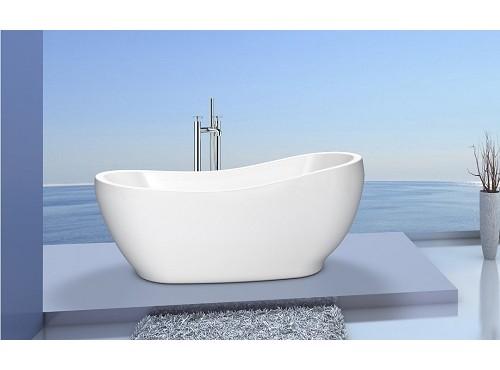 Acrylic bathtub ZETA