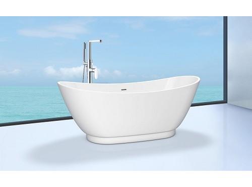 Acrylic bathtub GAMMA