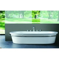 Acrylic bathtub LARKSPUR