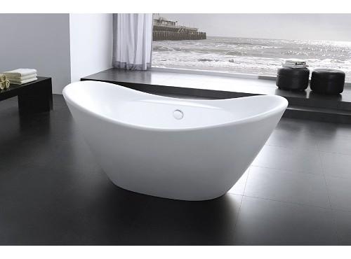Acrylic bathtub LUNA