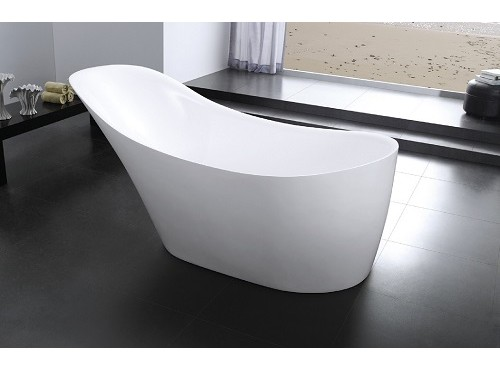 Acrylic bathtub SIRENA