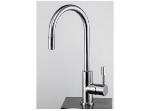 Kitchen Faucet. Chrome Finish
