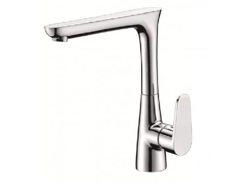 Kitchen Faucet. Chrome Finish