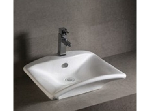 Lavatory sink
